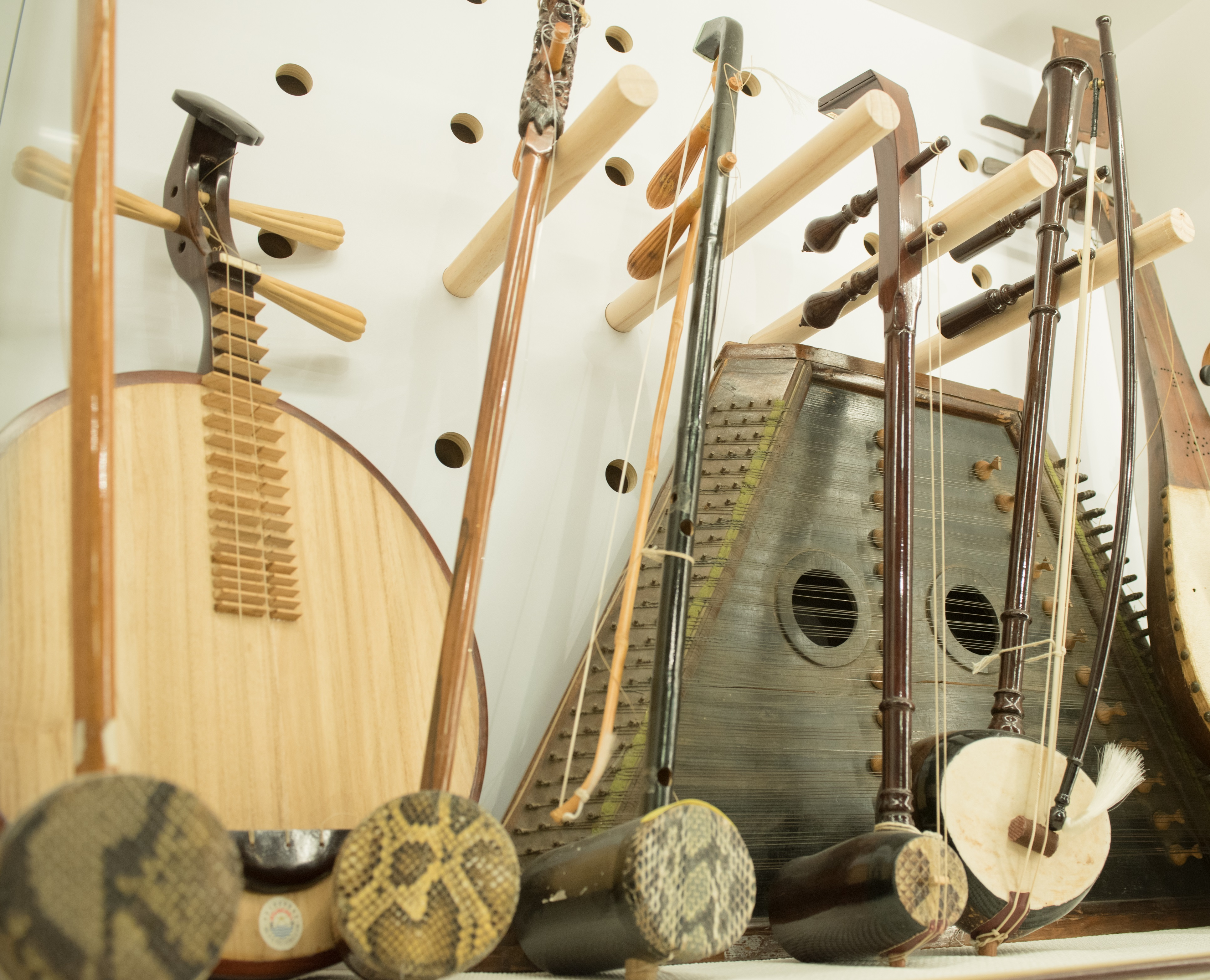 Chinese Traditional Instrument