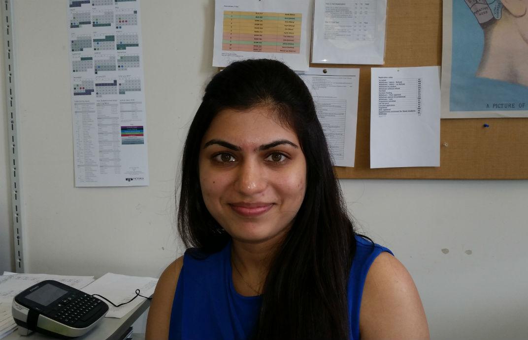 A profile image of PhD graduate, Dr Richa Chugh.