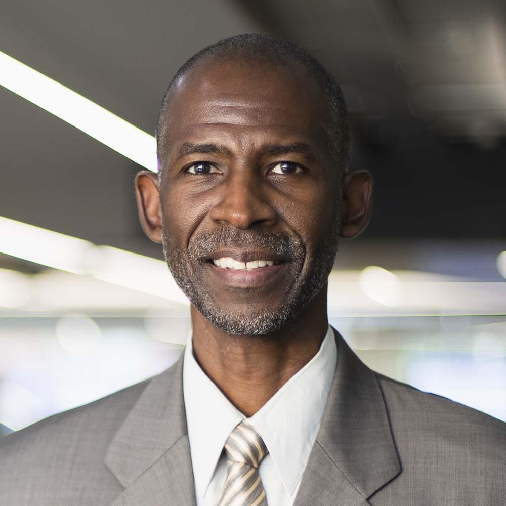 Prof Ian Williamson profile-picture photograph