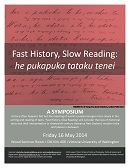 Fast History, Slow Reading