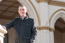 Cameron Vanisselroy, BCom(Hons) in Public Policy