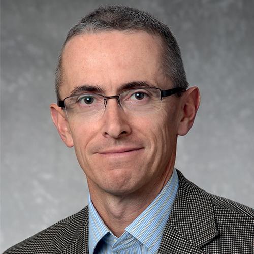 Victoria Alumni David Hosking, Partner at Accenture