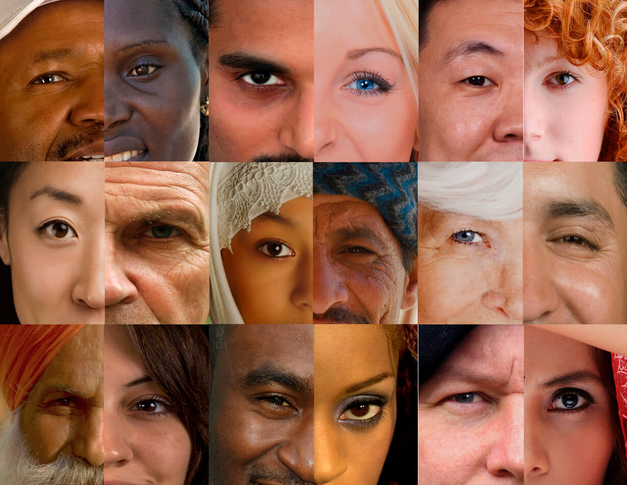 Multicultural faces of CACR