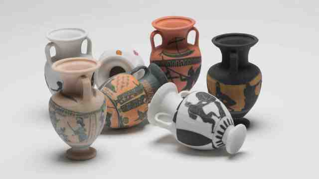 3d printed amphora