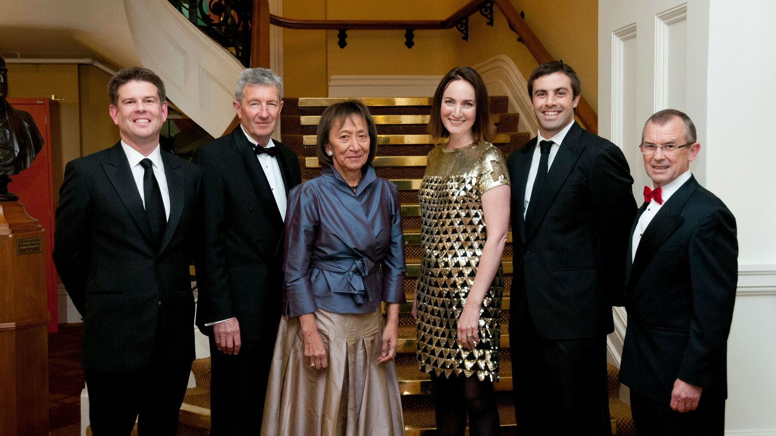 Distinguished Alumni Award winners from 2015
