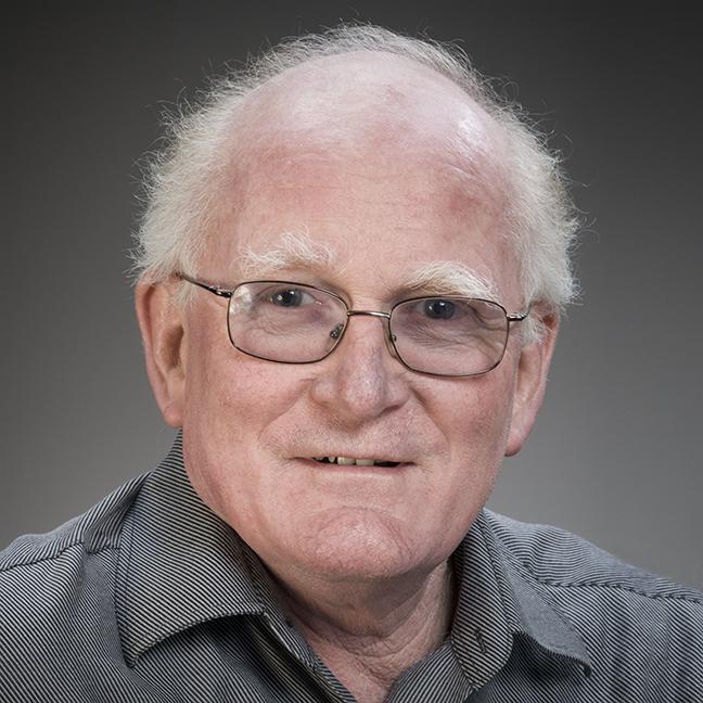 Prof Mike Berridge profile-picture photograph
