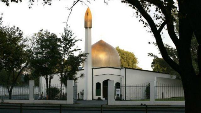 Christchurch Mosque reflections