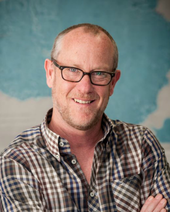 A profile image of Tim Naish.