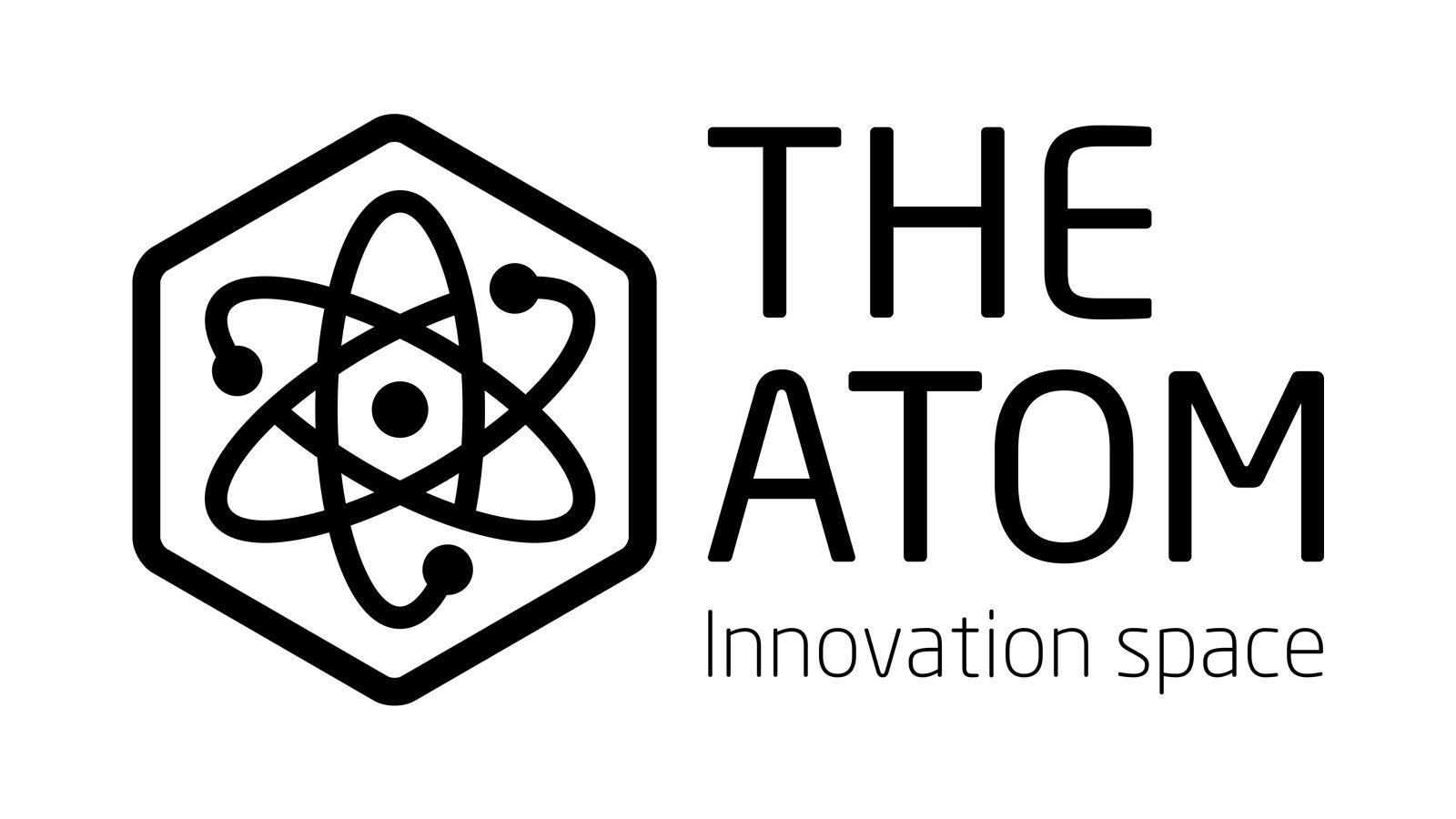 The Atom—Te Kahu o Te Ao innovation space logo