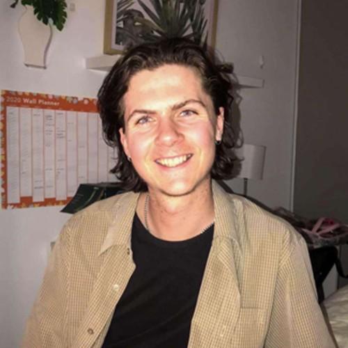 Portrait of Troy Broadley