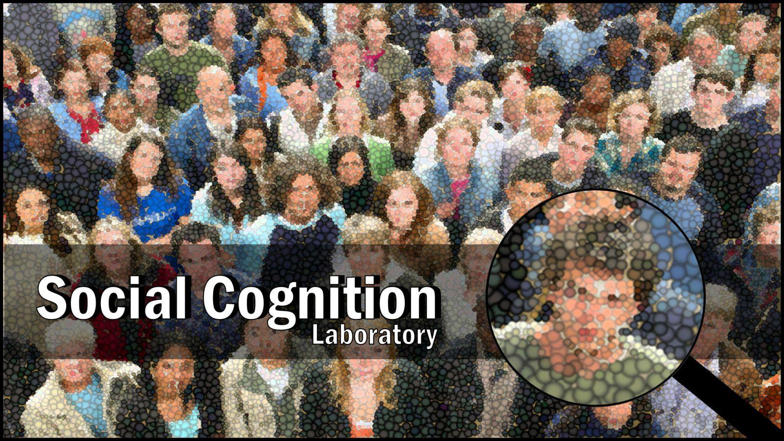 Social cognition lab.