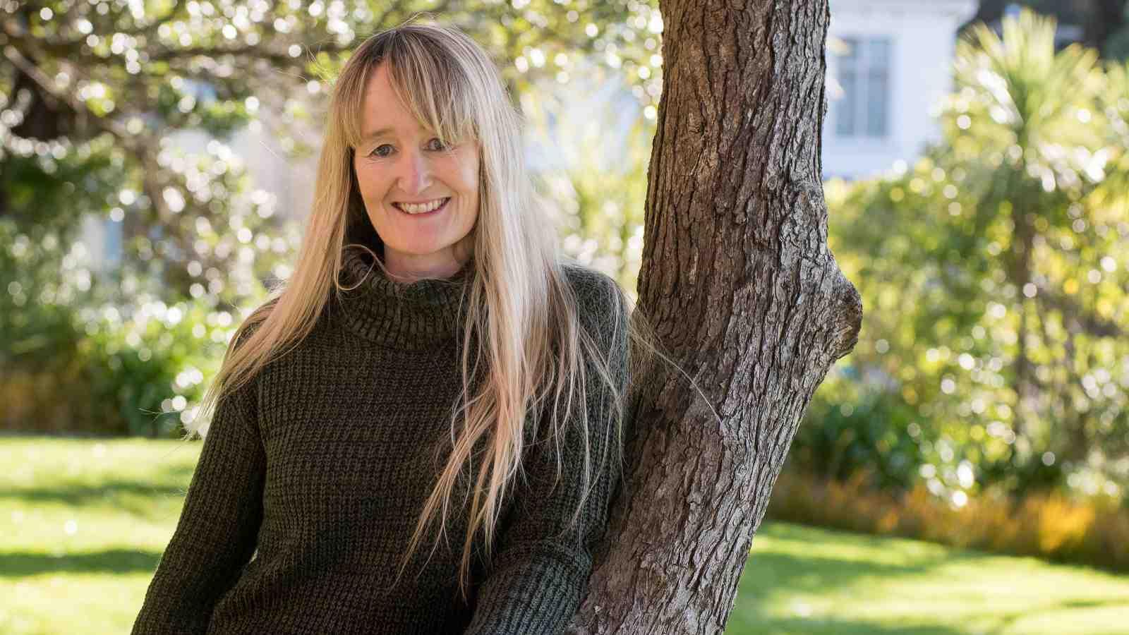 PhD candidate Katheryn Edwards