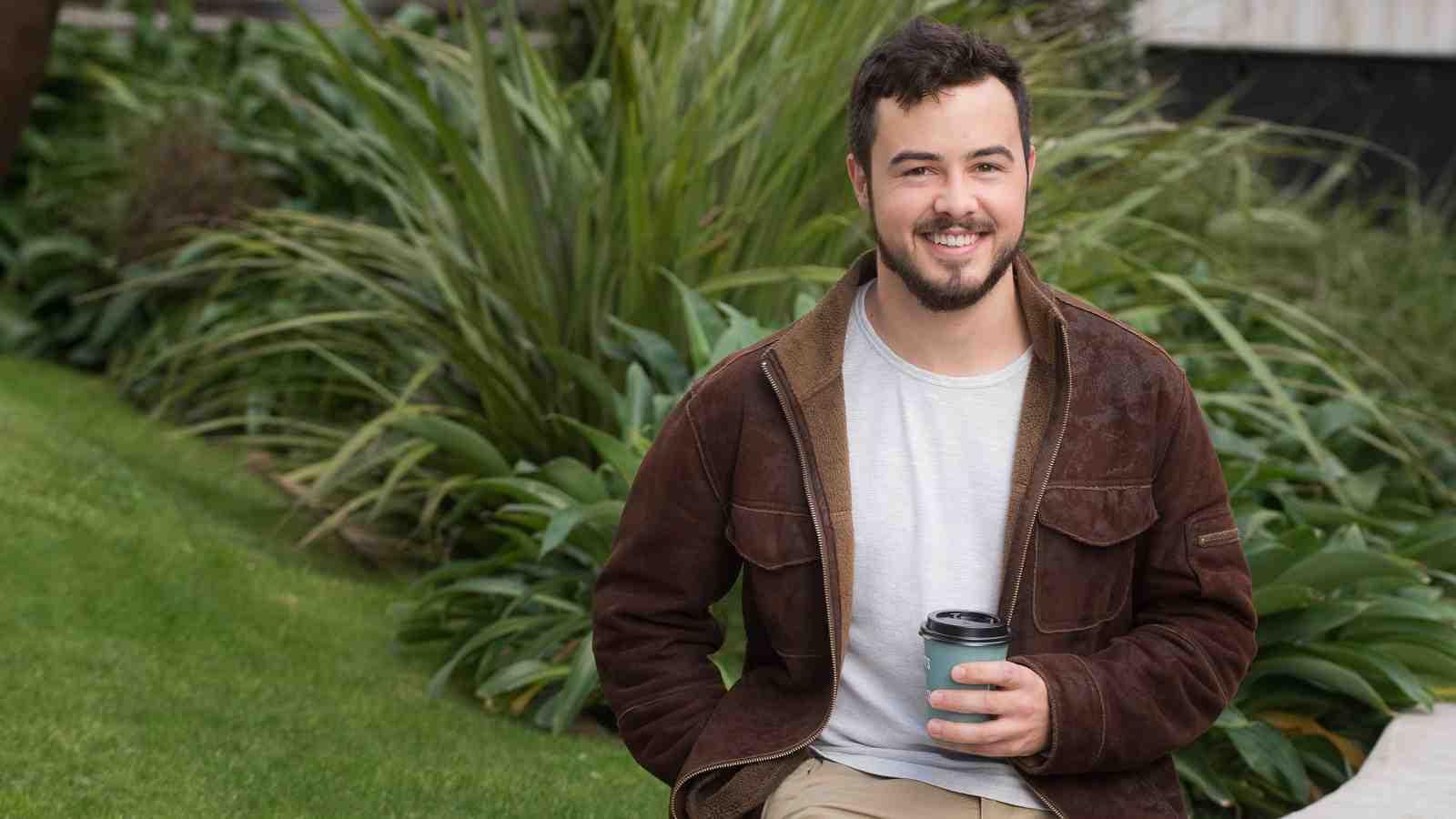 PhD candidate Kris Nielsen