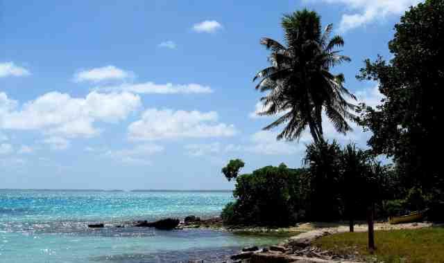 Fanning Island Kiribati