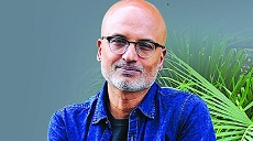 Image of Jeet Thayill (sourced from the Deccan Chronicle)