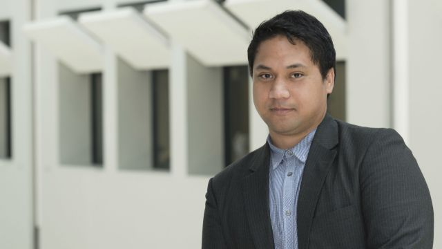 A profile image of Philip Penn at Te Aro Campus.