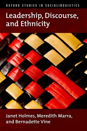 Leadership, Discourse and Ethnicity