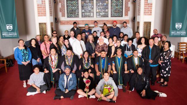 Pacific Pathways graduation