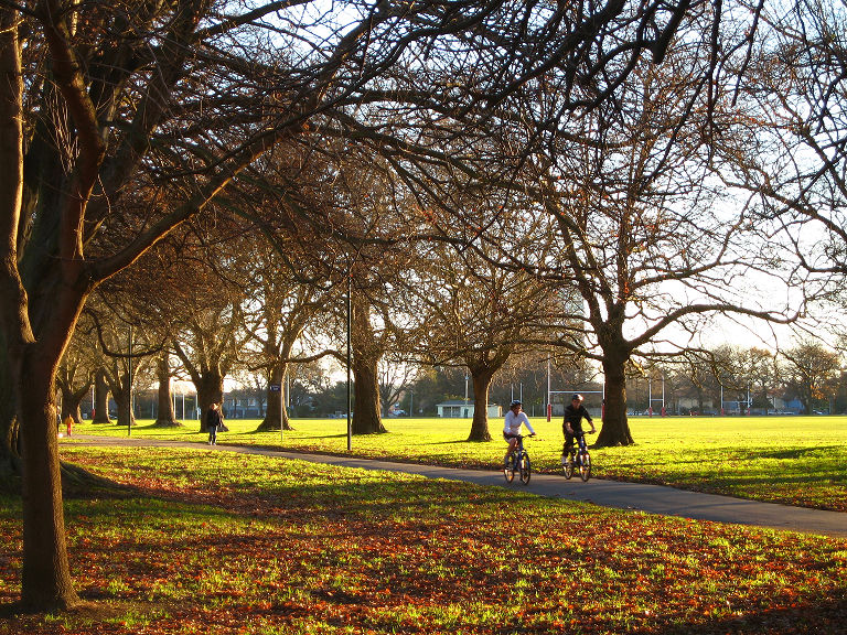 Hagley Park, Christchurch