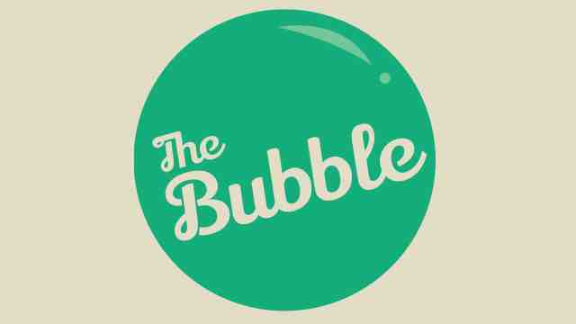 Logo for The Bubble space