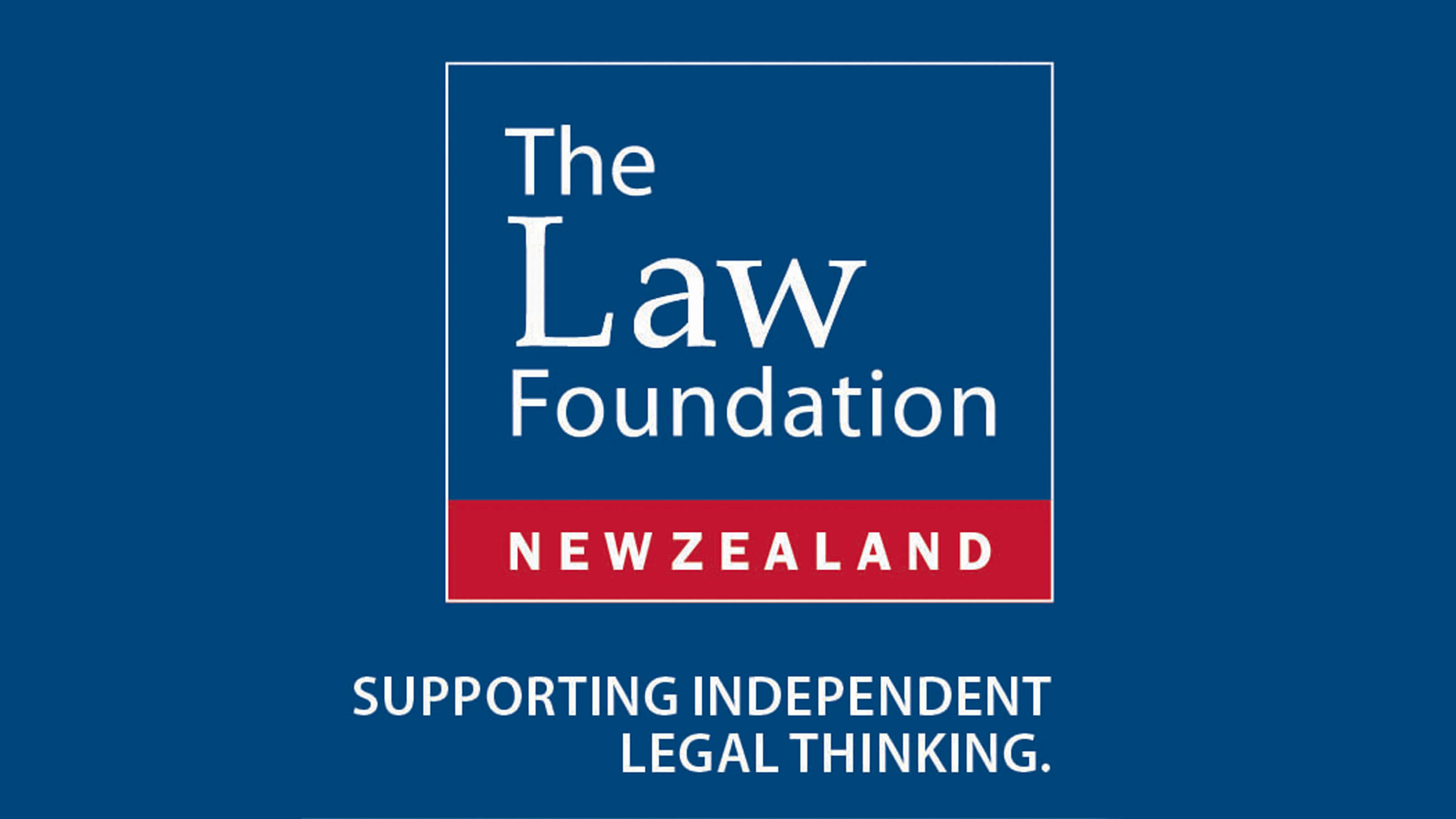 New Zealand Law Foundation