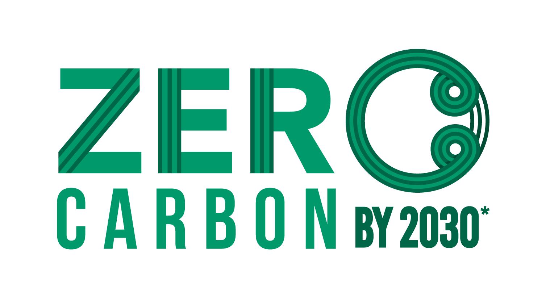 Logo – Zero carbon by 2020.