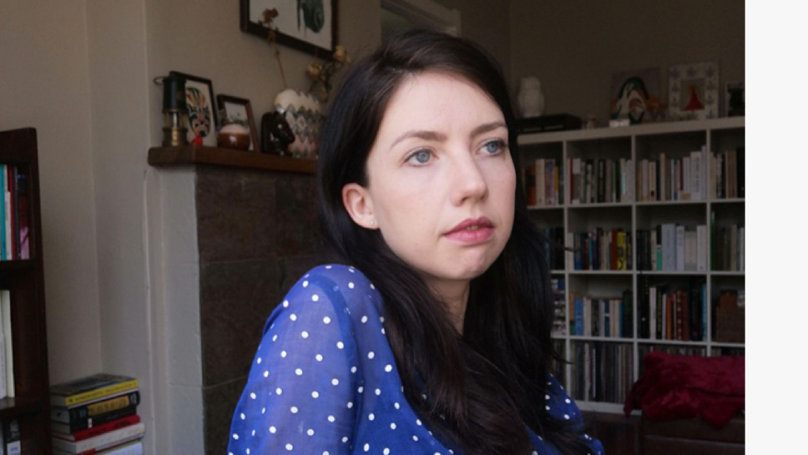 Image of poet and Best New Zealand Poems 2019 editor Hera Lindsay Bird