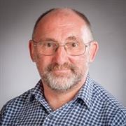 Professor Jim McAloon profile-picture photograph
