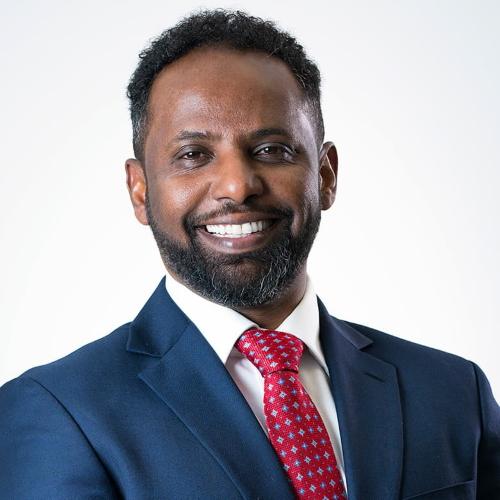 MP Ibrahim Omer