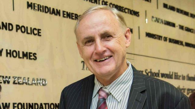 Dr Alan Bollard Chair in Pacific Region Business