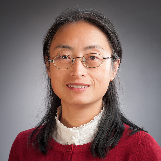 Dr Xiaohong Lin profile-picture photograph