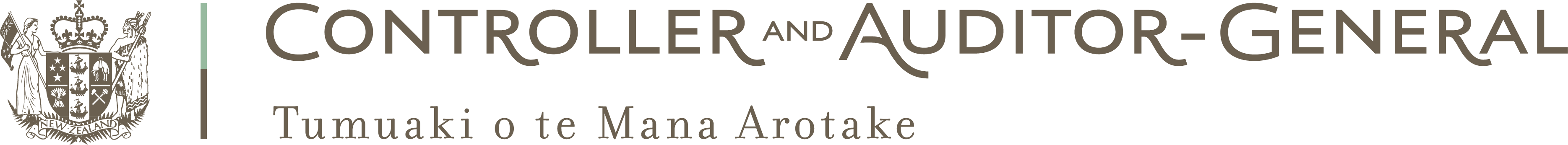 Office of the Auditor-General logo.