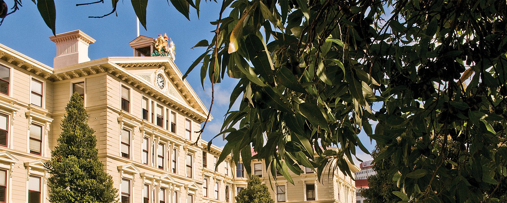 Victoria University of Wellington Law School
