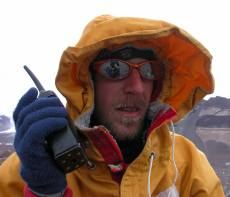 Contact the Antarctic Research Centre