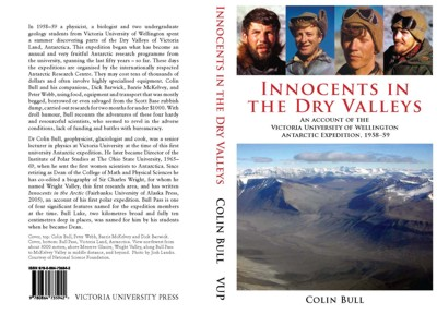 Innocents in the Dry Valleys book cover