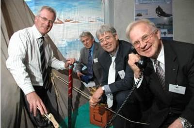 Photo from JARI launch 2006