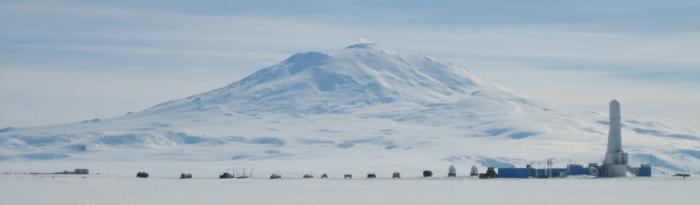 ANDRILL McMurdo Ice Shelf drillsite, Antarctica