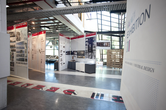 Victorias faculty of architecture and design is hosting its annual