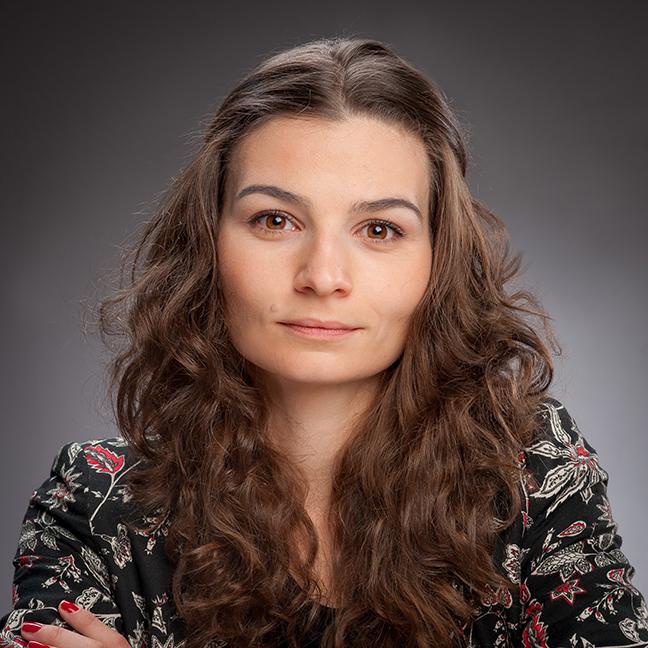 Ágnes Szabó profile picture photograph