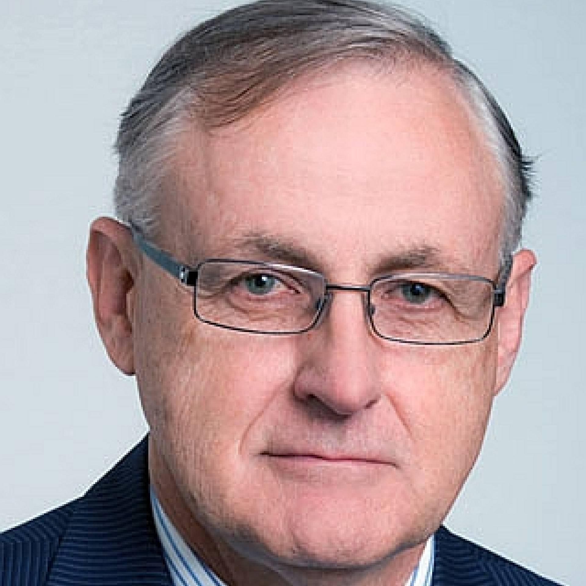 Prof Alan Bollard