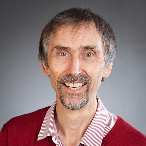 Dr Alastair Ker profile-picture photograph