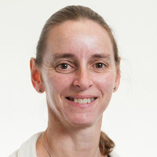 Dr Alison Daines profile-picture photograph