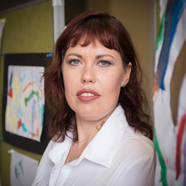 Amanda Bristol profile-picture photograph
