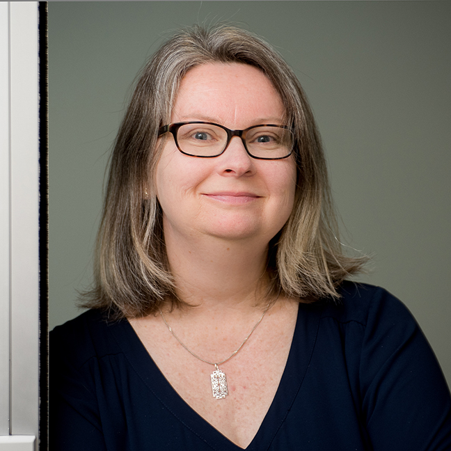 Dr Amanda Reilly profile-picture photograph