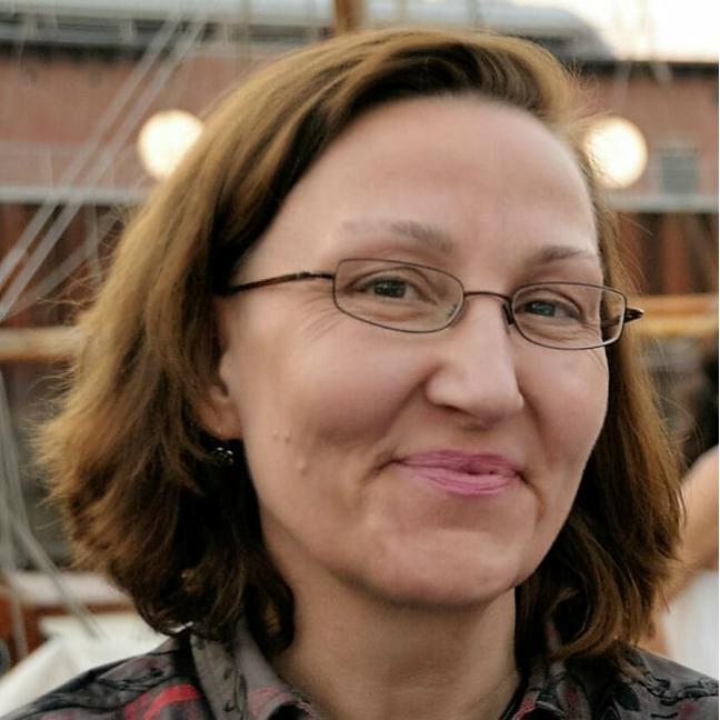 Dr Andrea Hepworth profile-picture photograph