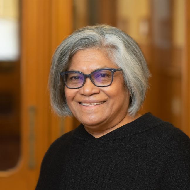 Dr Ausaga Faasalele Tanuvasa profile-picture photograph