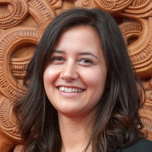 Dr Awanui Te Huia profile-picture photograph