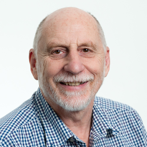 Prof Bob Buckley profile-picture photograph