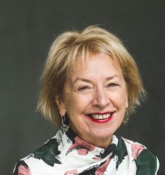 Dr Brenda Service profile-picture photograph
