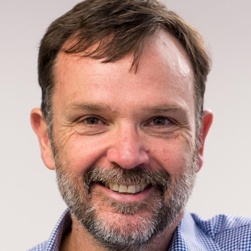 Dr Brian Robinson profile-picture photograph